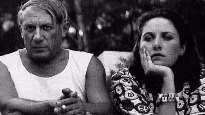 Picasso y Dora Maar