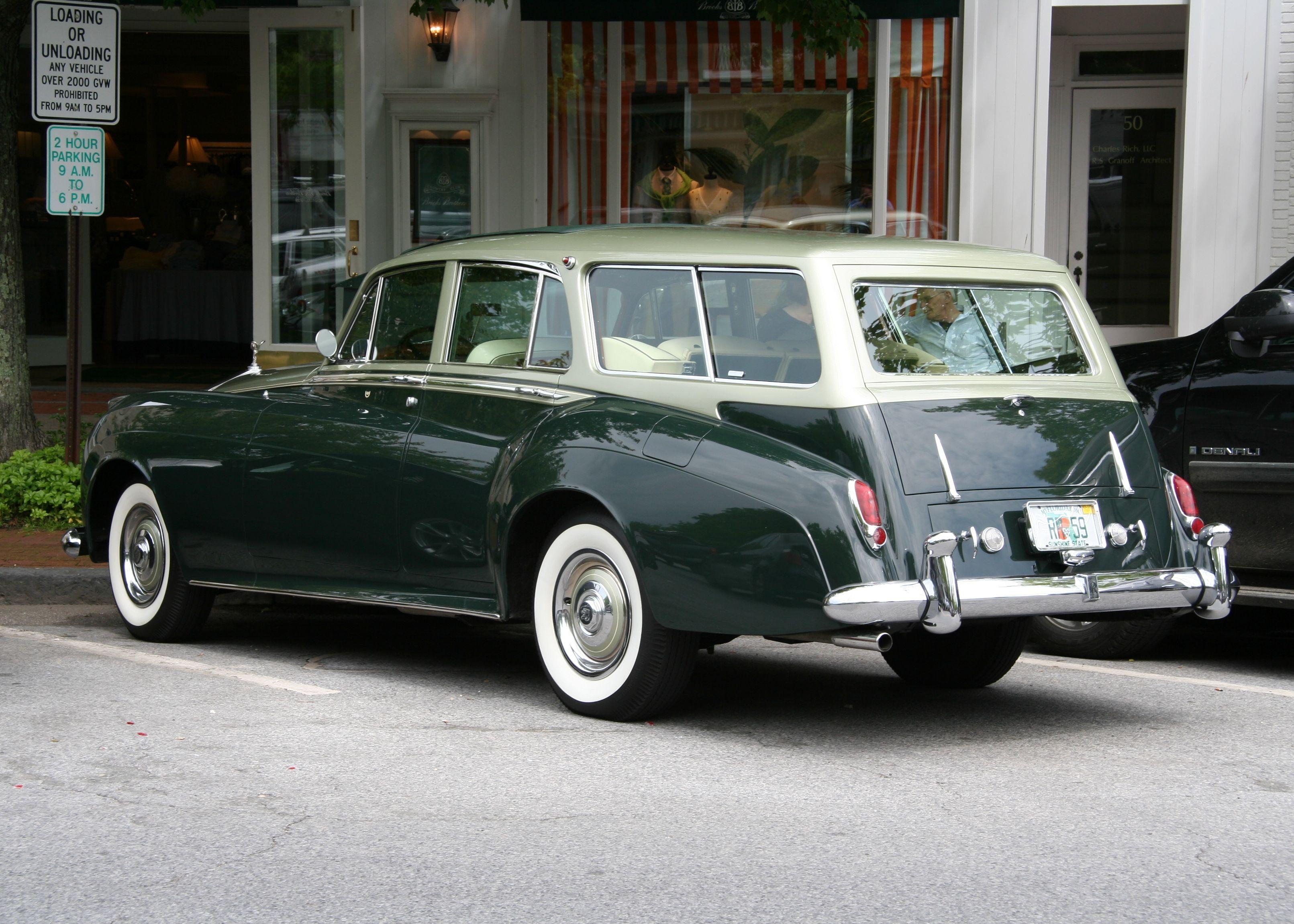 Rolls Royce Rolls Royce Kombis