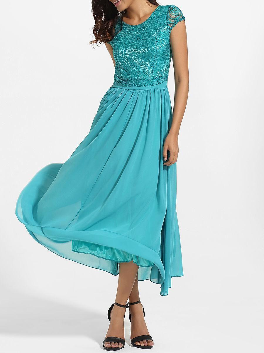 AdoreWe #Fashionmia Fashionmia❤️Designer Womens Round Neck ...