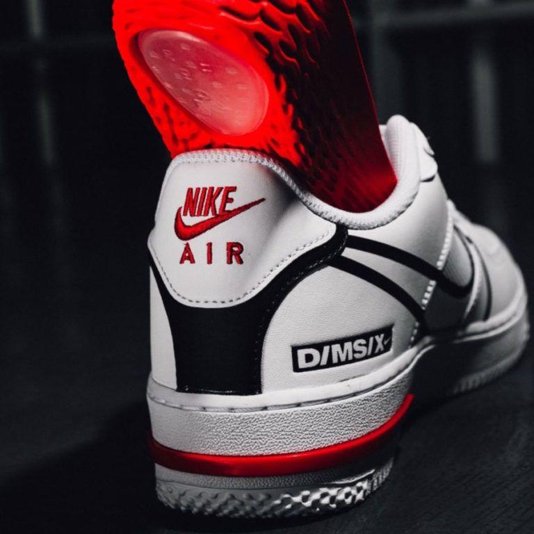 Nike Air Force 1 React DMSX CD4366 100 Sneaker Style