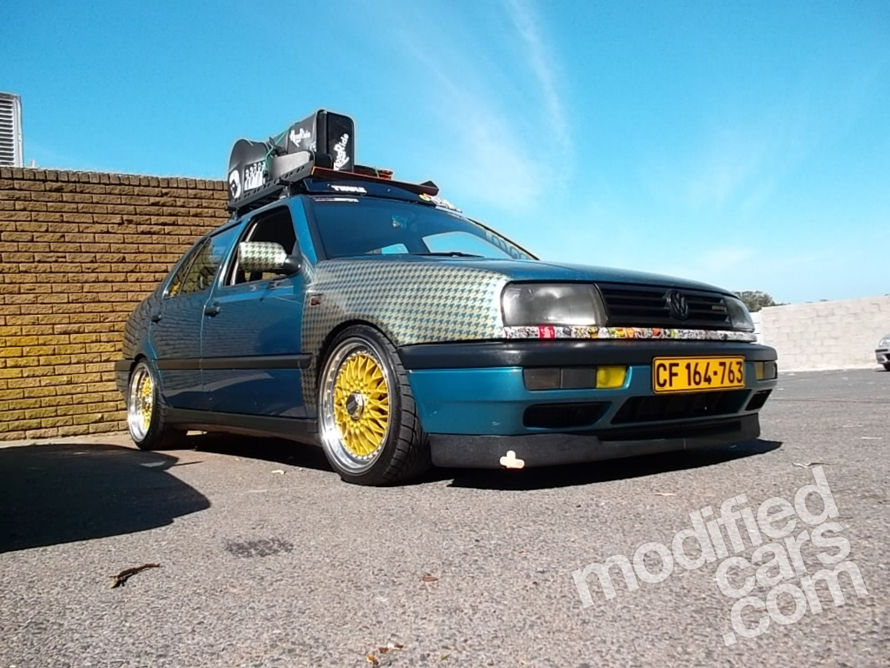 Modified Vw Modified Vw Jetta Vr6 Mk3 Euro Style 1997 Pictures