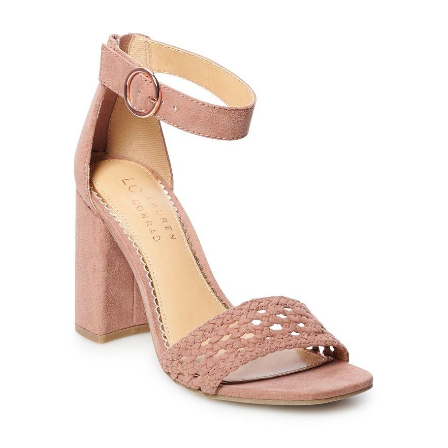 LC Lauren Conrad Heels Caged heels. LC Lauren Conrad Shoes