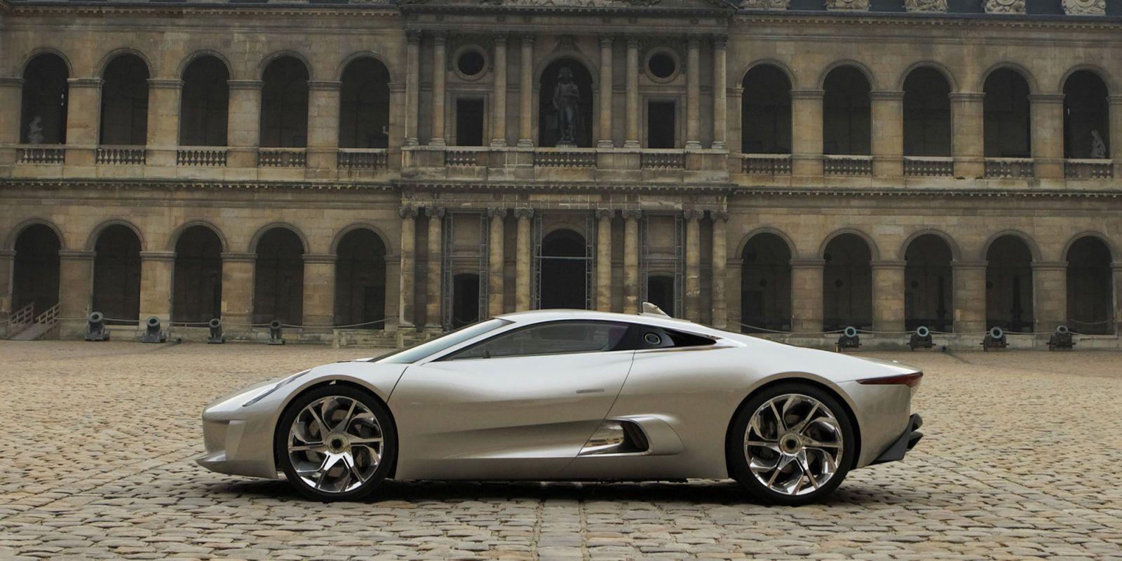 Jaguar C-X75 - Photo Gallery  - RoadandTrack.com