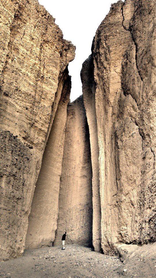 AFTIN Canyon/Mojave Road
