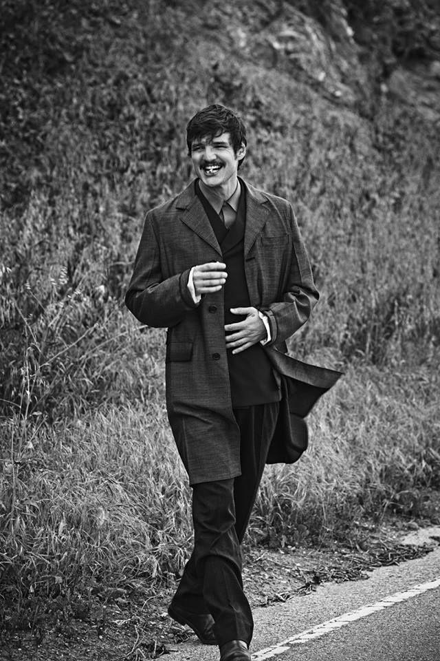 Pedro Pascal - L'Uomo Vogue - Settembre 2015.
