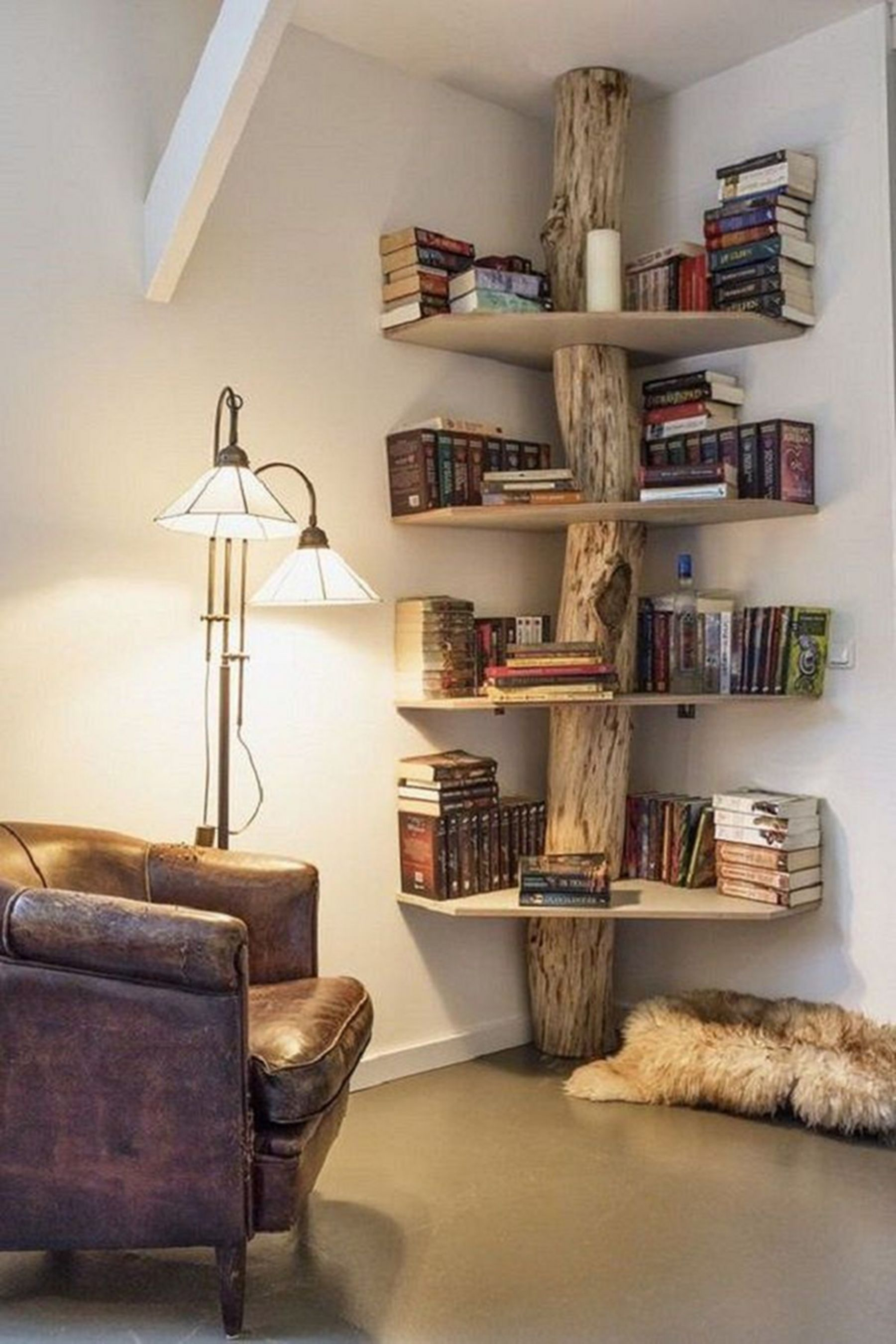 Photo of 20 Easy and Cheap Bookshelf Design Ideas To Increase Your Home Interior