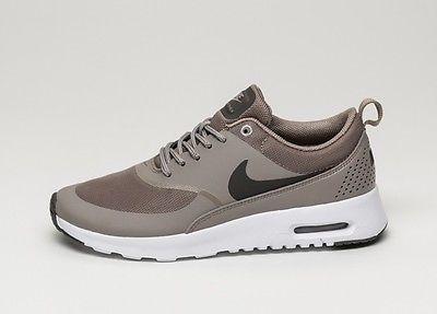 Nike Air Max Thea Women Schuhe Iron dark Storm white