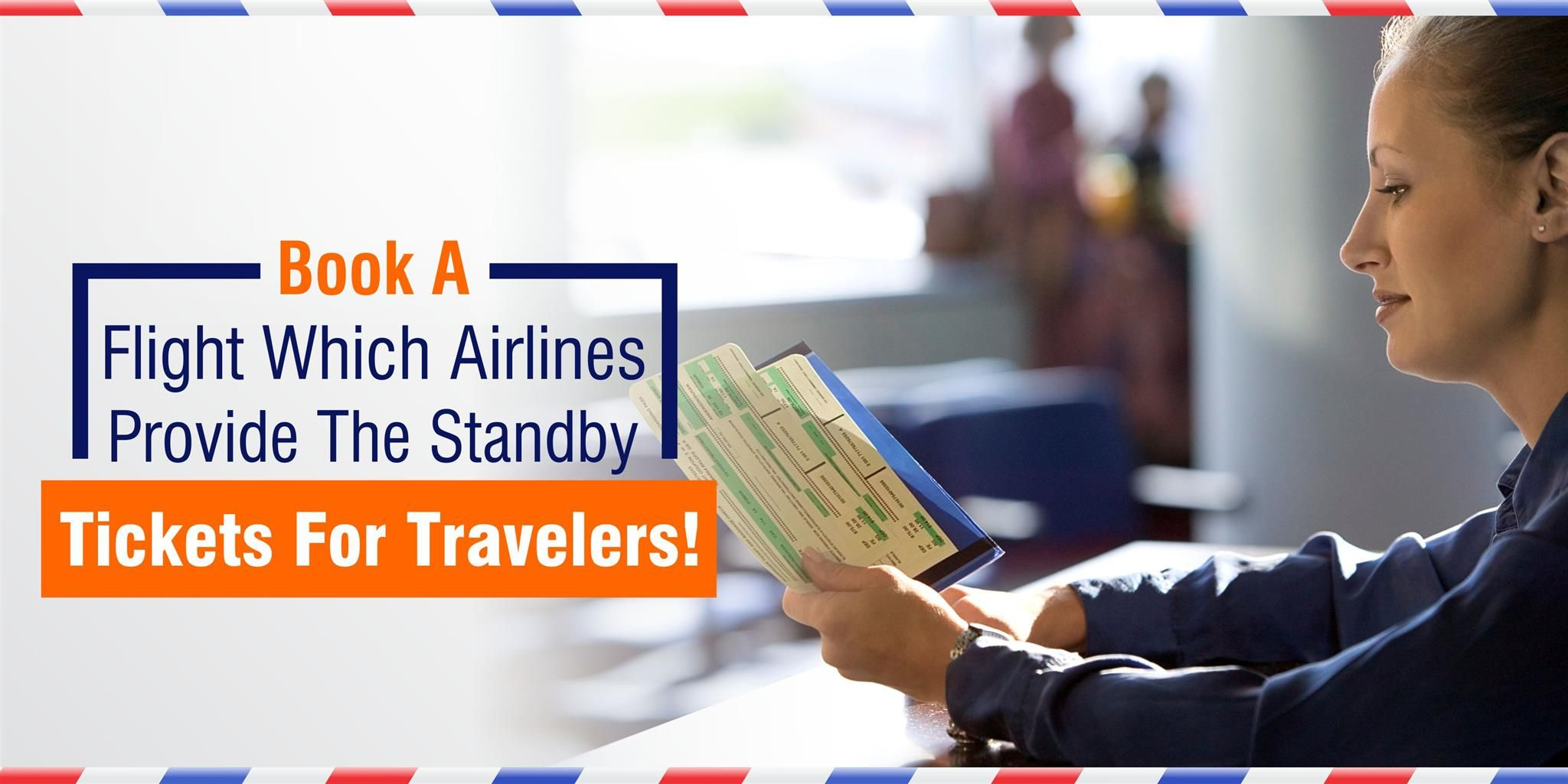 Learn about the standby policies of the #airline you are