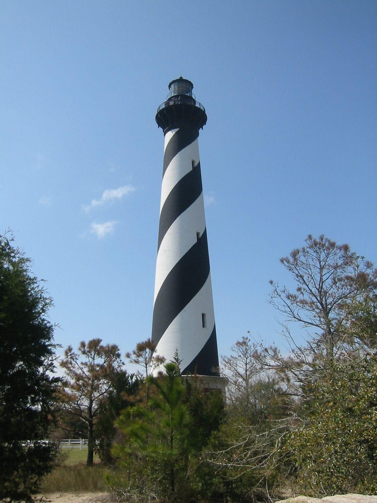 I want to go to Cape Hattaras Light House, OBX, NC