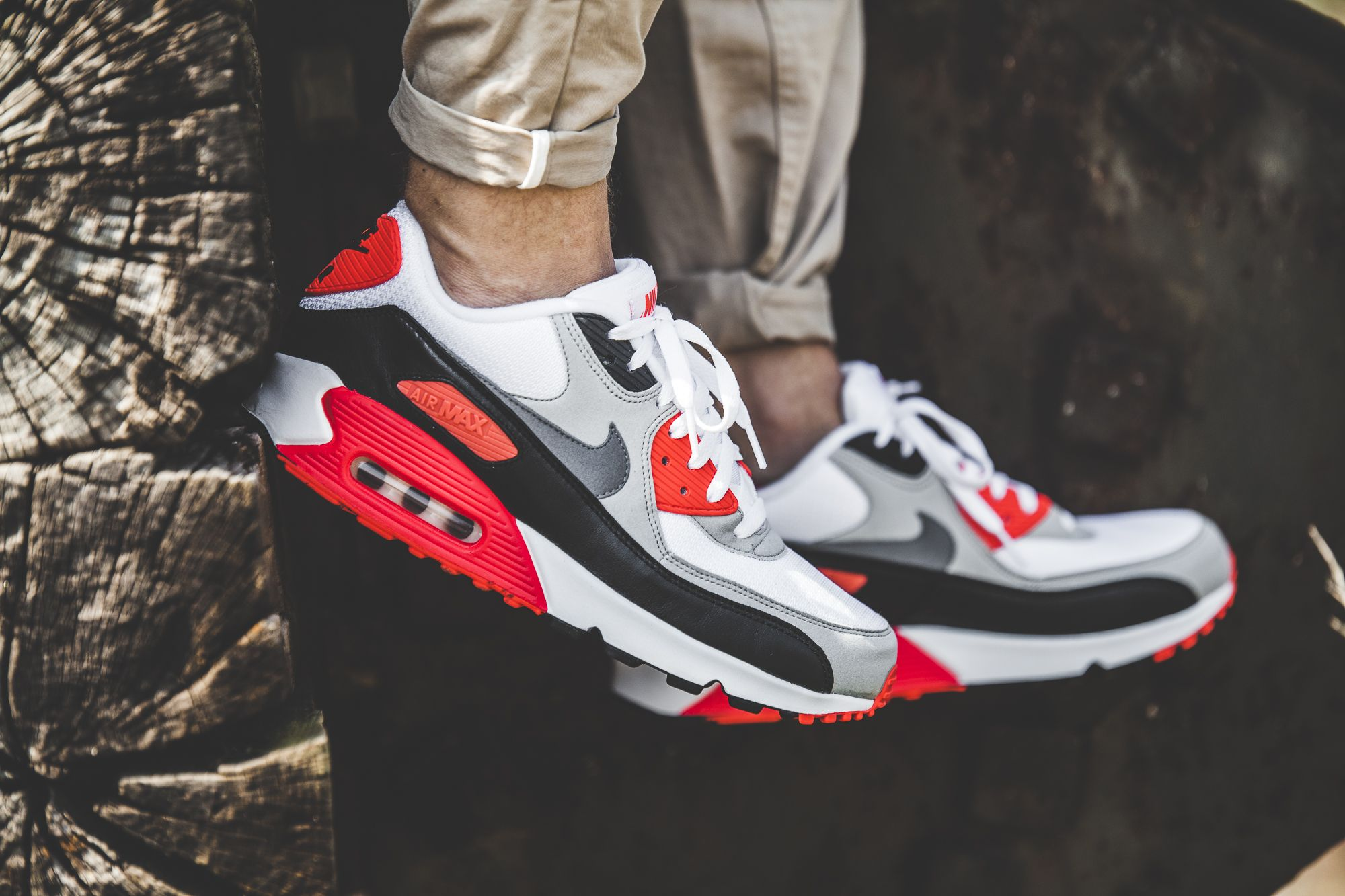 new arrival bb790 5eb70 The Nike Air Max 90 OG