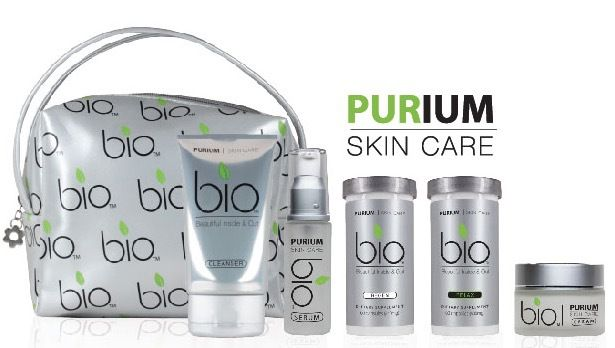 BIO - Beautiful Inside & Out.Purium and owner/formulator David Sandovalisproud to bring you the cleanest, most effective skin care system on the market. You won't find another system that addresses