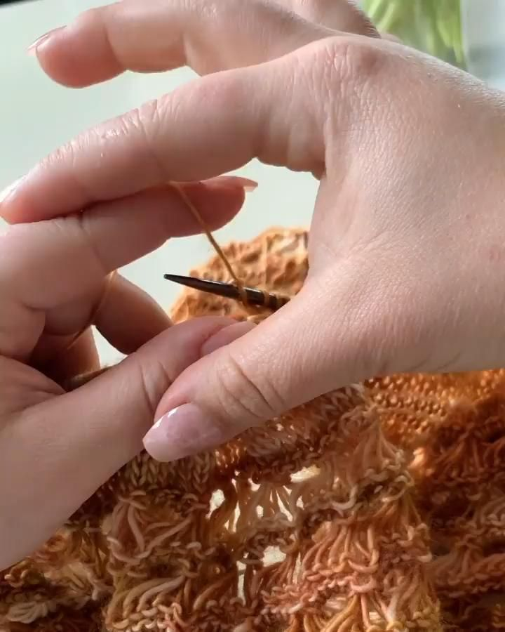 Photo of Knitting Technique
