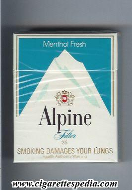 0a07bef0cf alpine cigarettes logo - Google Search | Brand Logos | Blackest ...