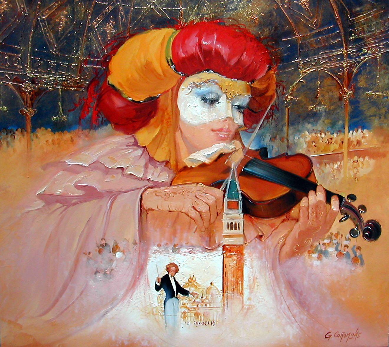 ''La Fenice'' Georges Corominas