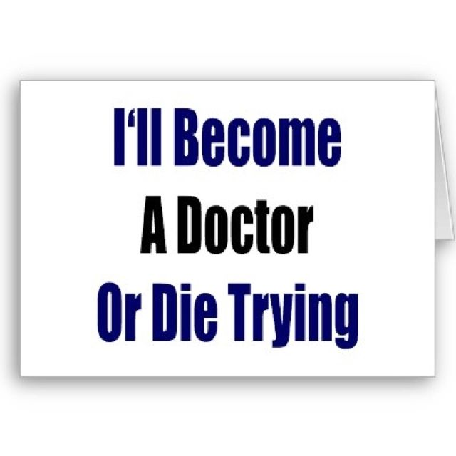 motivation to become a doctor