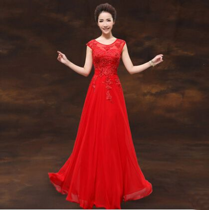 Stunning Wedding Evening Party Dresses for Women 2015 (9 ...