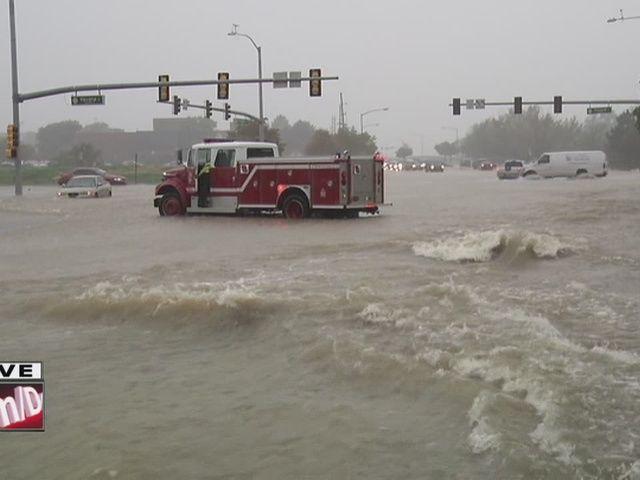 flood in loveland colorado | 7NEWS - Widespread flooding in