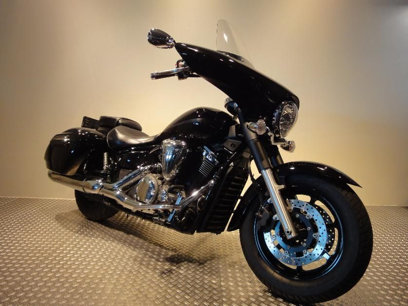 yamaha xvs 1300 midnight star casual motorcycles. Black Bedroom Furniture Sets. Home Design Ideas