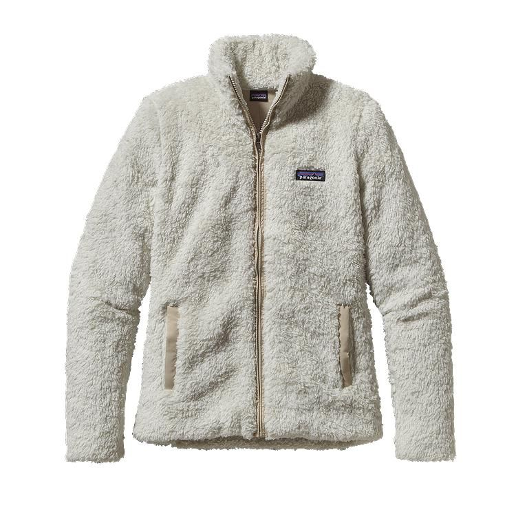 Patagonia Women\'s Los Gatos Fleece Jacket - Bleached Stone BLST ...