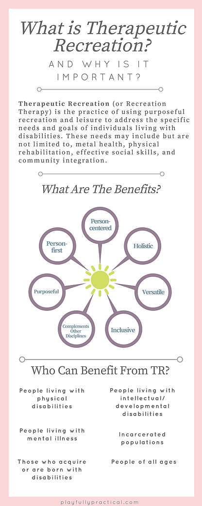 What Exactly Is Therapeutic Recreation And Why Is It Important In