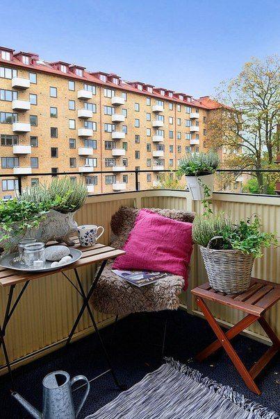 Идеи дизайна отделки балкона. Лучшие стильные решения для ...