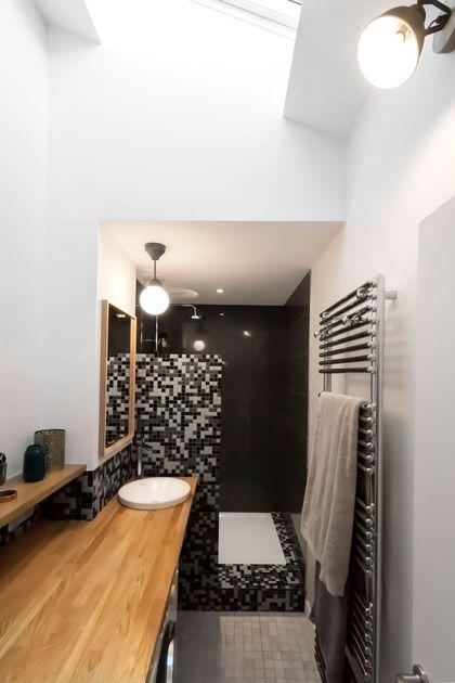 Aménager une petite moyenne salle de bain  20 photos Small