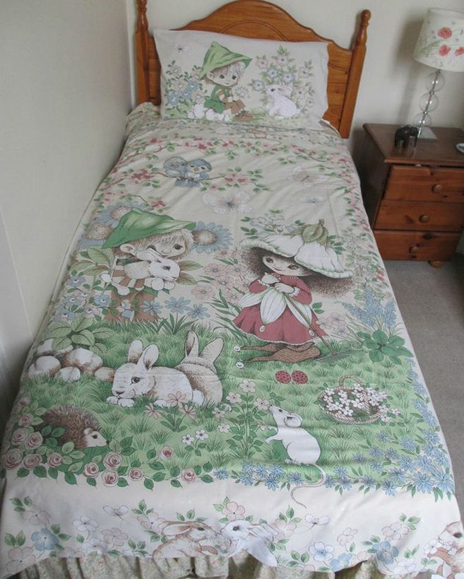 Image result for 1980s victoria plum bedroom