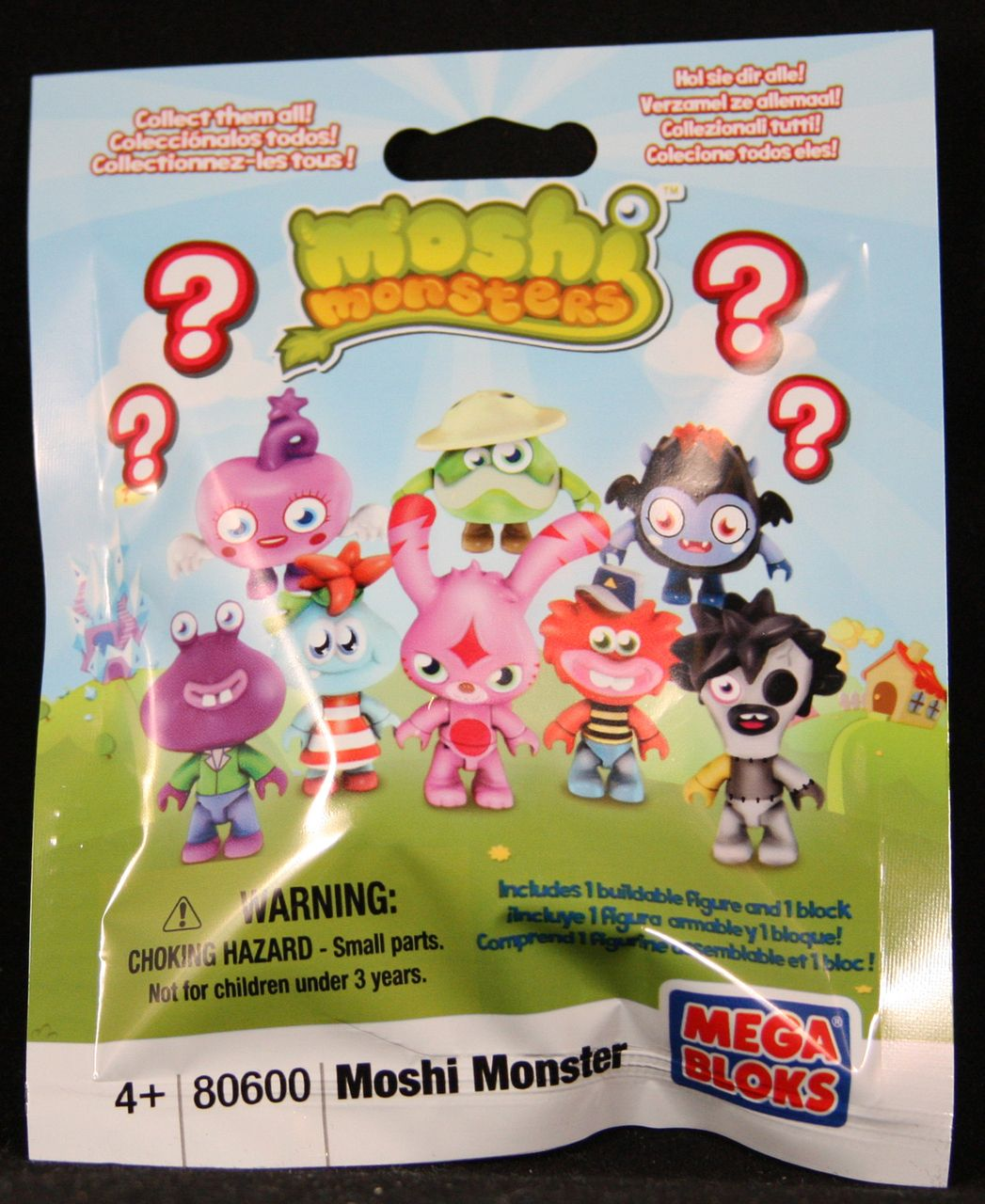 6 x FlipaZoo Series One Mini Mystery Blind Bags NEW Collectible Figure