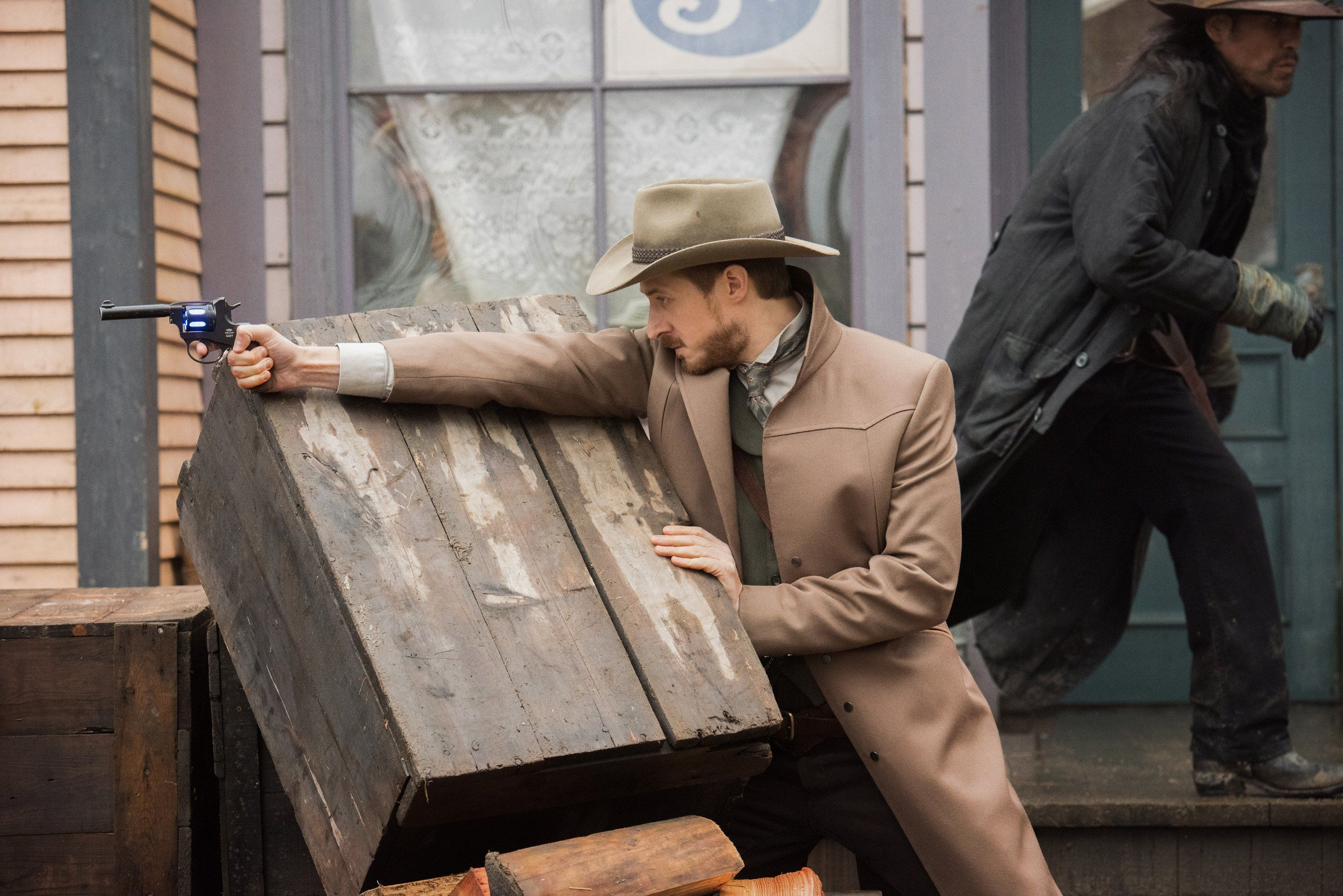 """DC's Legends of Tomorrow """"the Magnificent Eight"""" S1EP11"""
