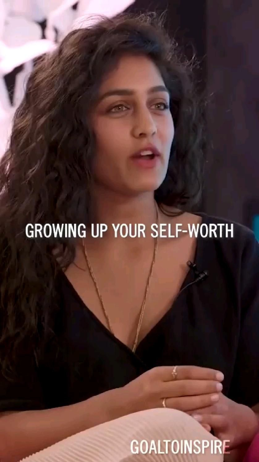 Growing up your self-worth...