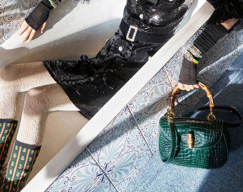 4b782672a7b2 Check Out Gucci's Brand New Bags in the Brand's Just-Released Fall 2018  Lookbook - PurseBlog