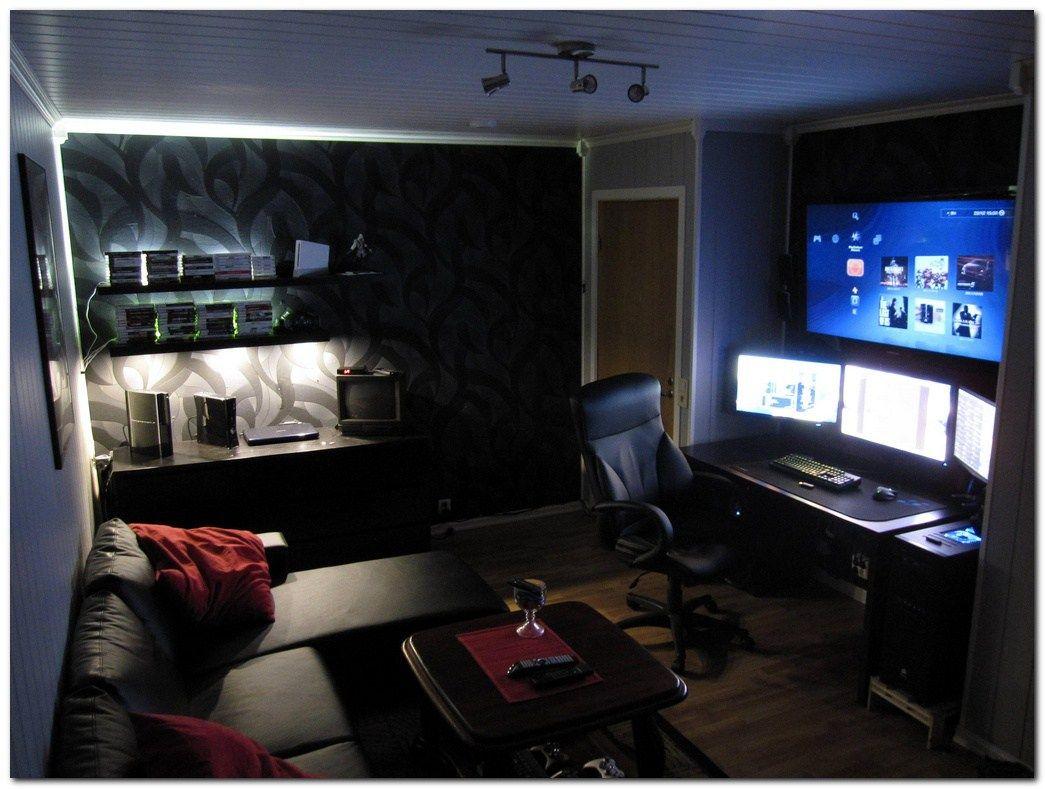 Interior Design Ideas For Gamers 3 The Urban Interior Video