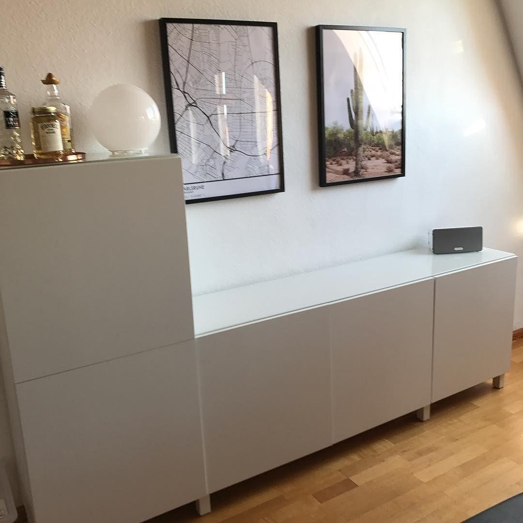 die neue esszimmer wand ist endlich komplett einrichtung. Black Bedroom Furniture Sets. Home Design Ideas