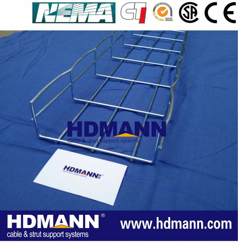 Experienced In Stainless Steel Wire Mesh Basket Cable Tray SS304 ...