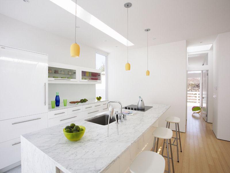 Choosing A Countertop Material Marble Countertops Kitchen