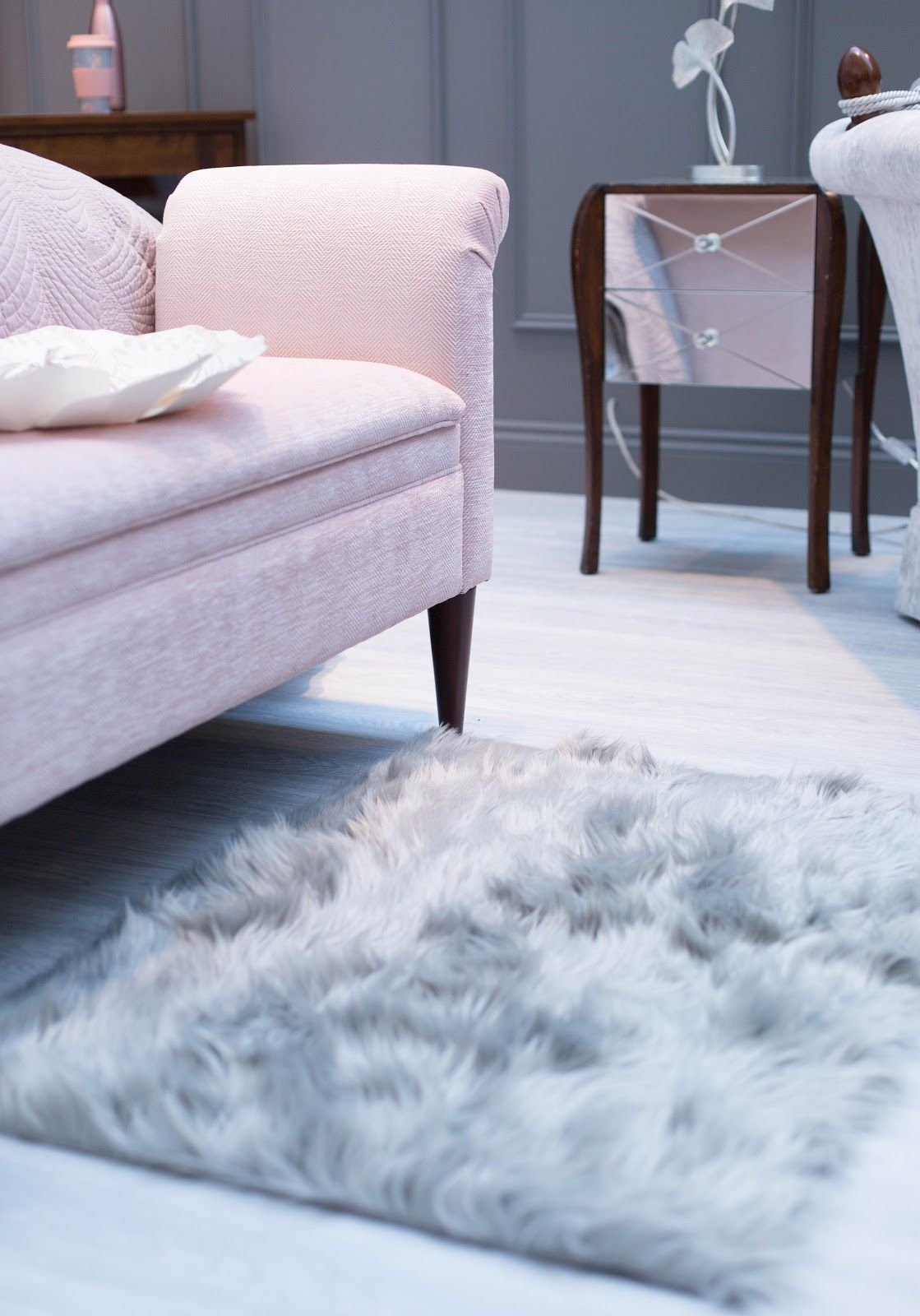 Fluffy Rugs For Bedroom Hot Pink Fluffy Rug Fluffy Rugs For Bedroom ...