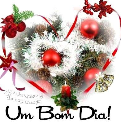 Bom Dia Natal Imagens Mensagens E Frases Para Facebook