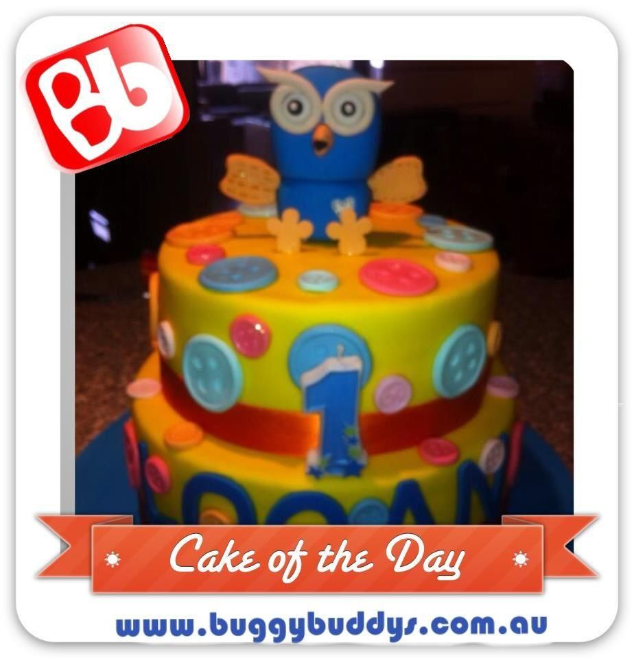 Pin by Buggybuddys Guide for Kids in Perth on Kids Birthday Cake
