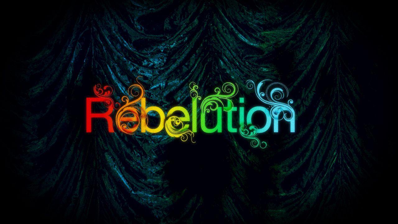 Rebelution Reggae Logo by Selene Cremin Rebelution