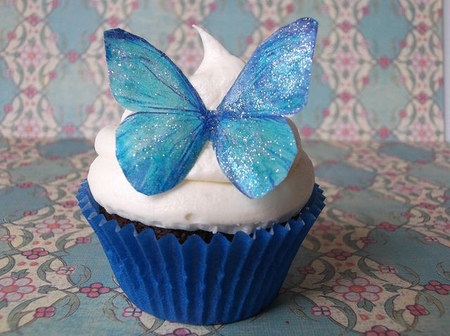 Butterfly Butterfly Cake Decorations Butterfly Cupcakes Butterfly Cakes