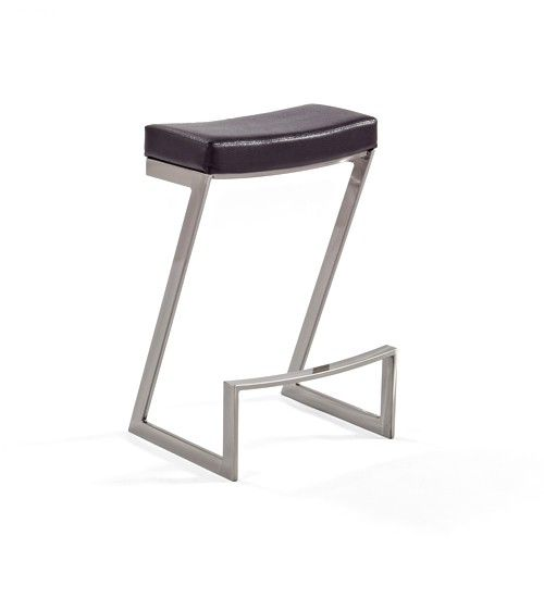 New Barstools Love The Z Shaped Legs Bar Stools Home Decor