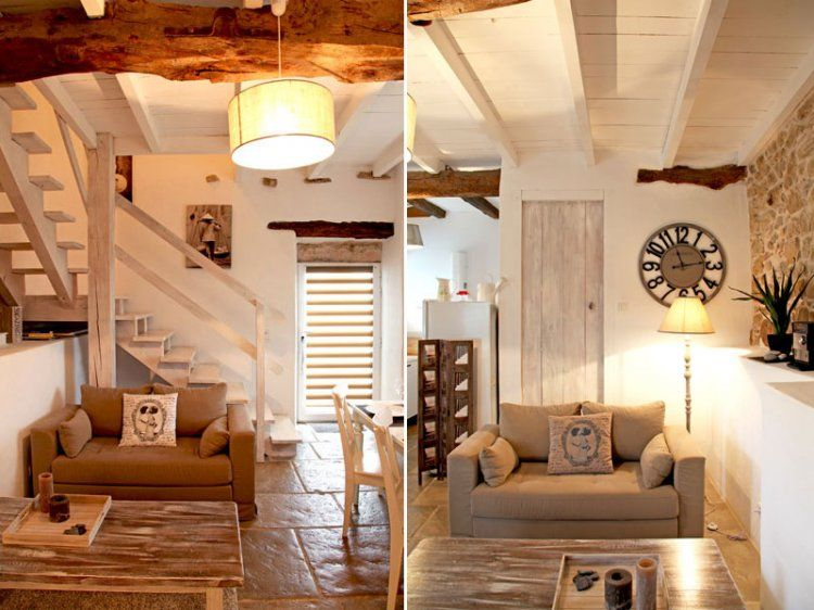 déco salon bois | inspiration maison | Pinterest | Pays basque ...