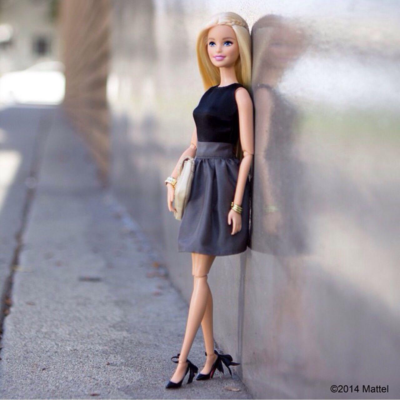 #Classic #barbie