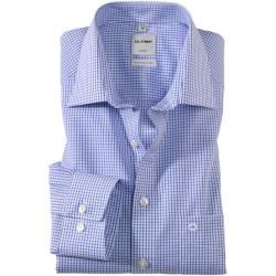 Photo of Camicia Olymp Luxor, vestibilità comoda, New Kent, blu, 40 Olymp