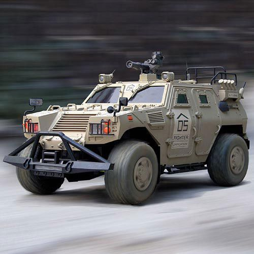 miltary hummer | Hummer Ultimate Fighter Armoured Military Vehicle RTR RC Electric ...