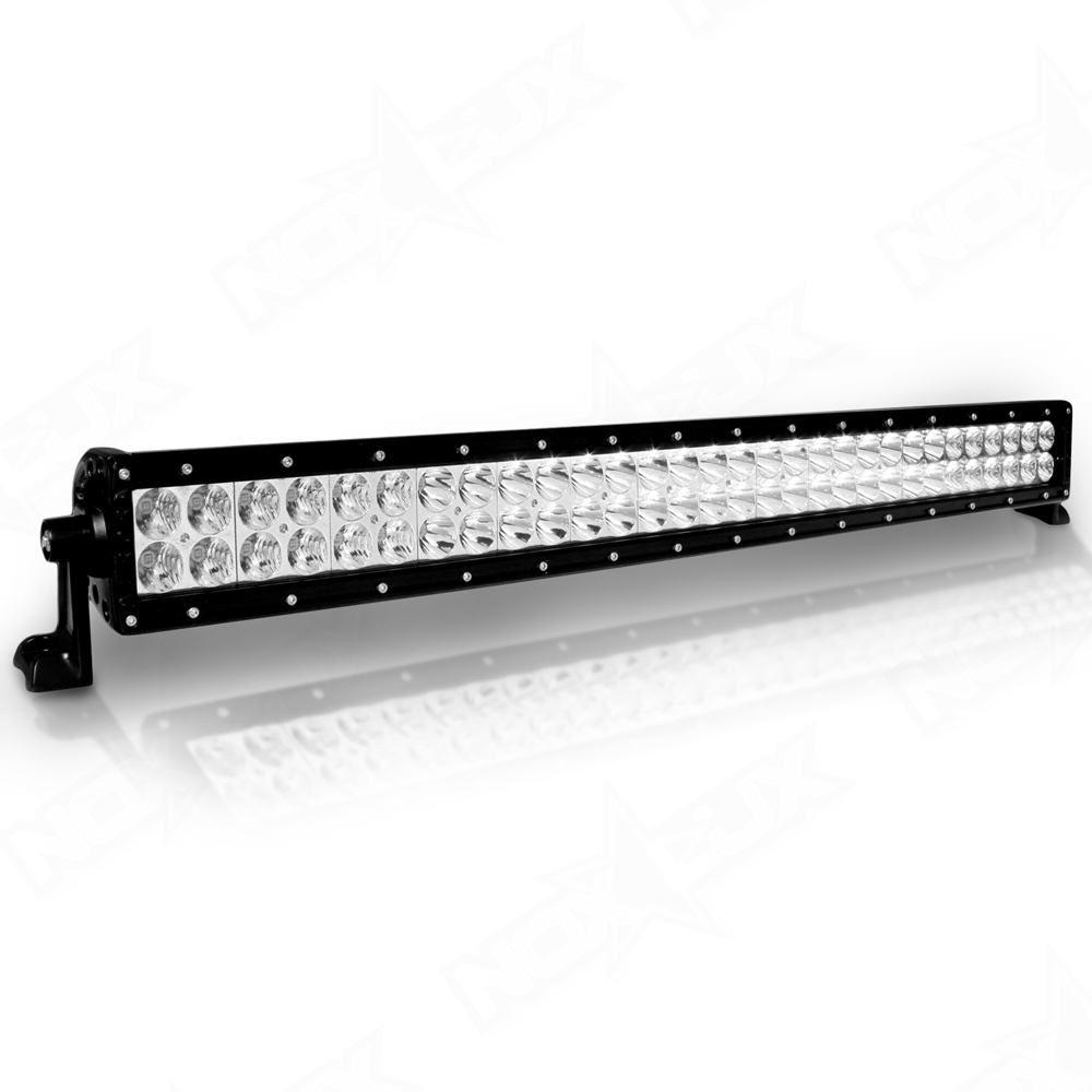 30 dual row led light bar aurora aloadofball Choice Image