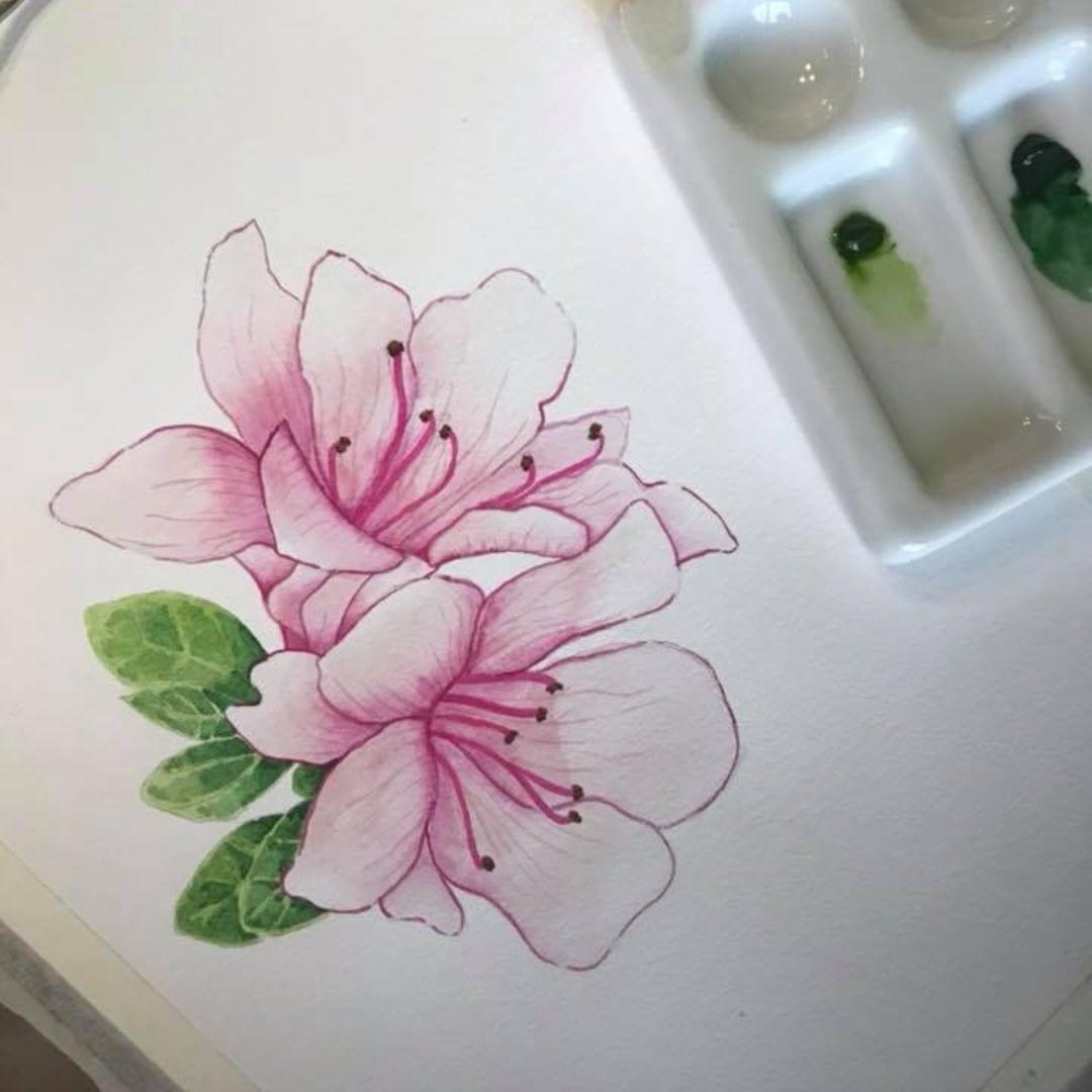 Pin On Watercolor Art