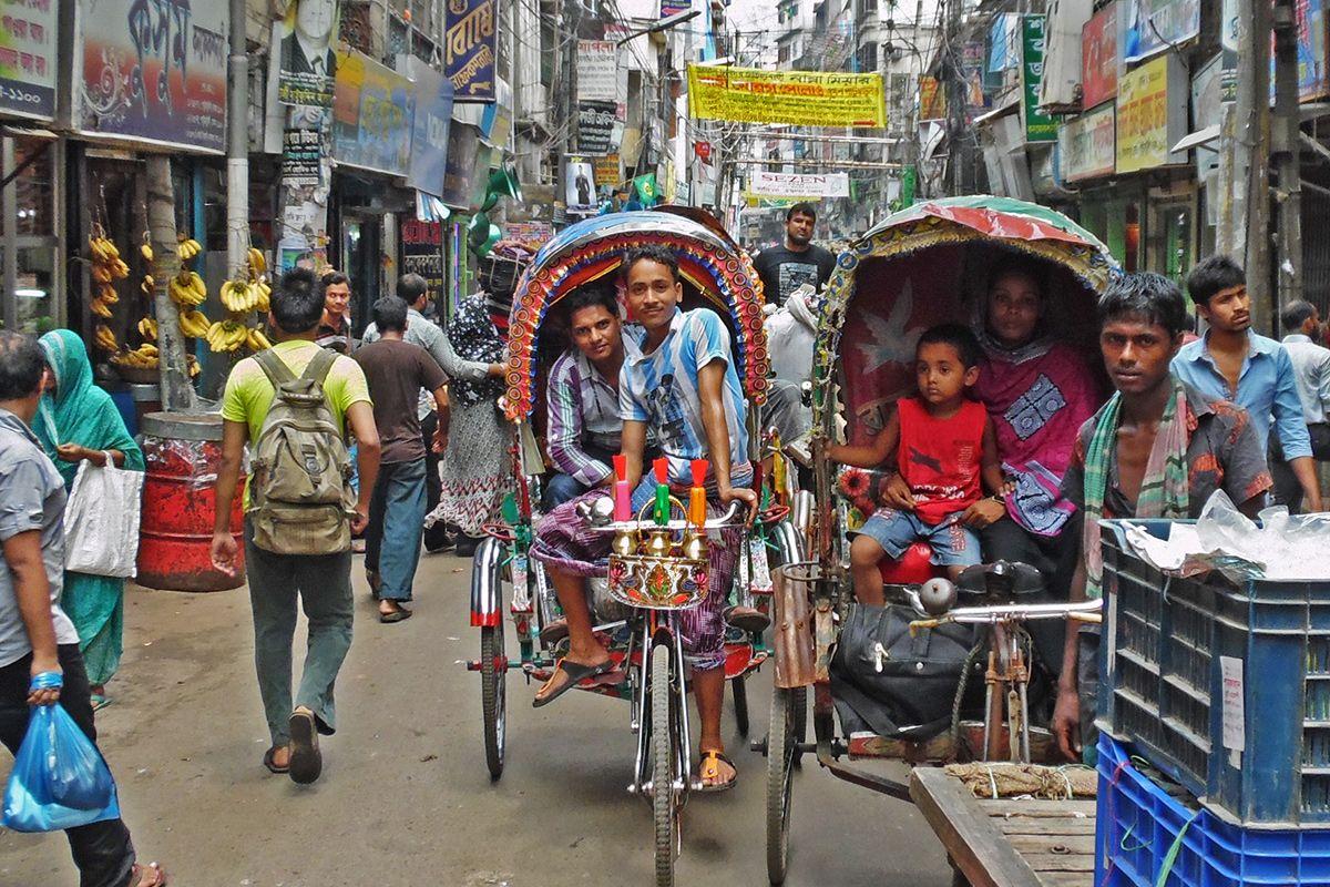 Old Dhaka Dhaka Bangladesh My Beautiful Daughter