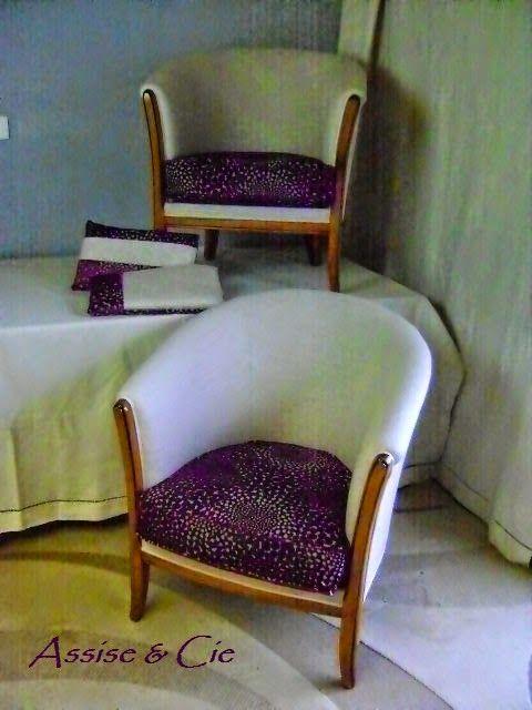 assise cie tapissier fauteuil tonneau fauteuil tonneau pinterest fauteuil fauteuil. Black Bedroom Furniture Sets. Home Design Ideas
