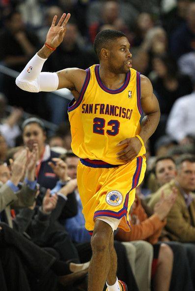 8d02b2ddda9 NBA Hardwood Classics 2009-10, C.J. Watson, Golden State Warriors ...